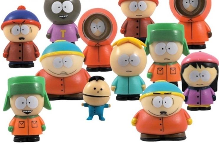 Red Rocket Dog South Park